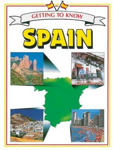 GETTING TO KNOW SPAIN: Sra/Mcgraw-Hill
