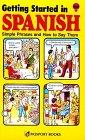 9780844276359: Spanish (Getting Started) (Spanish Edition)