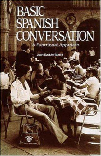 9780844276373: Basic Spanish Conversation 2nd Ed