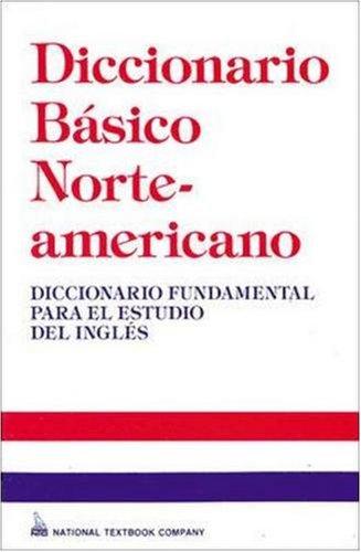 9780844279701: Diccionario Basico Norteamericano : Diccionario Fundamental para el Estudio del Ingles