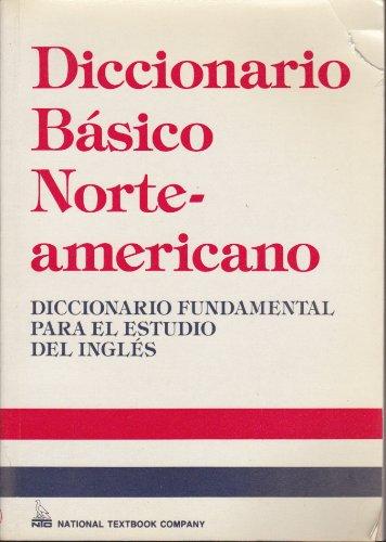 9780844279718: Diccionario Basico Norteamericano
