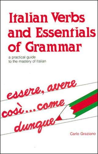 9780844280547: Italian Verbs And Essentials of Grammar