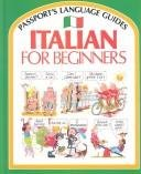 9780844280592: Italian for Beginners (Passport's Language Guides)