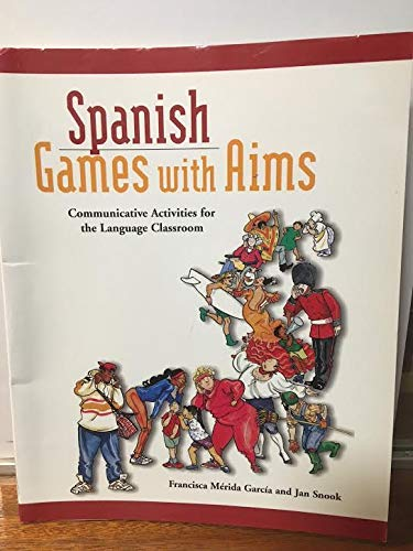9780844280875: Spanish Games With Aims