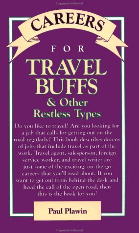 9780844281094: Careers for Travel Buffs & Other Restless Types (Vgm Careers for You Series)