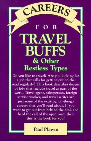 9780844281278: Careers for Travel Buffs and Other Restless Types (Vgm Careers for You Series)