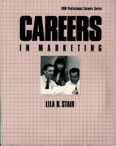 9780844281421: Careers in Marketing (VGM professional careers series)