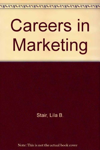 9780844281438: Careers in Marketing
