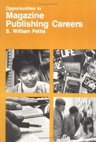 9780844281797: Opportunities in Magazine Publishing Careers