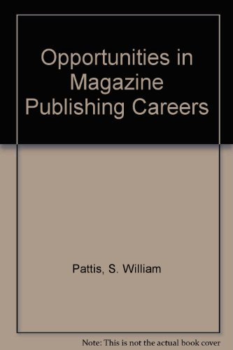 9780844281803: Opportunities in Magazine Publishing Careers