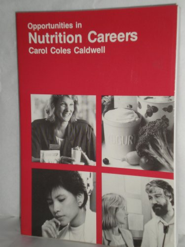 9780844281889: Opportunities in Nutrition Careers