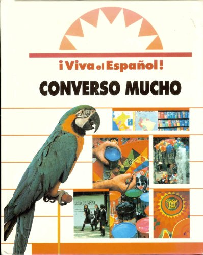 9780844282756: Converso Mucho (I viva el espanol])