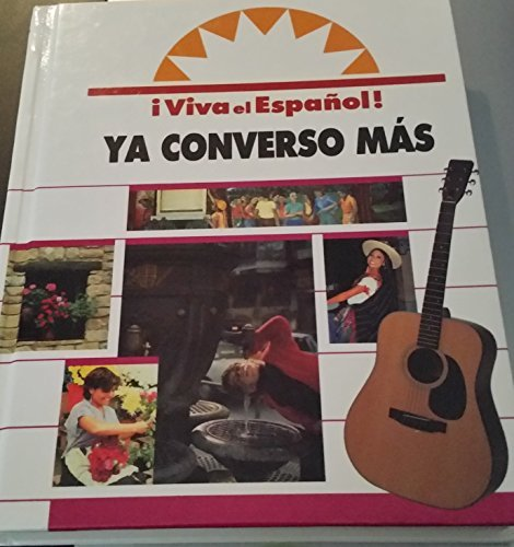 Ya Converso Mas (9780844283005) by National Textbook Company