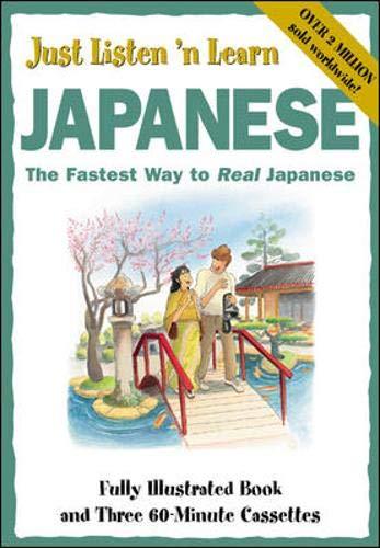 9780844283869: Just Listen 'N Learn Japanese