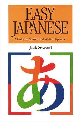 9780844284958: Easy Japanese