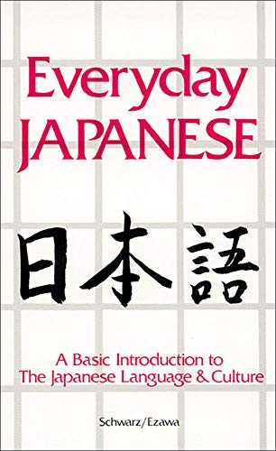 9780844285009: Everyday Japanese: A Basic Introduction to the Japanese Language and Culture