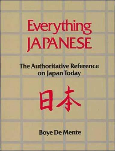 9780844285047: Everything Japanese (Language - Japanese)