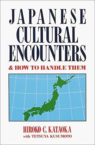 9780844285313: Japanese Cultural Encounters
