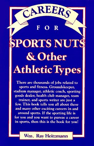 9780844285702: Careers for Sports Nuts & Other Athletic Types (Vgm Careers for You Series)