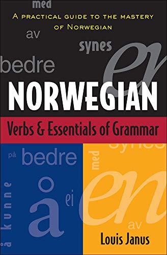 9780844285962: Norwegian Verbs And Essentials of Grammar