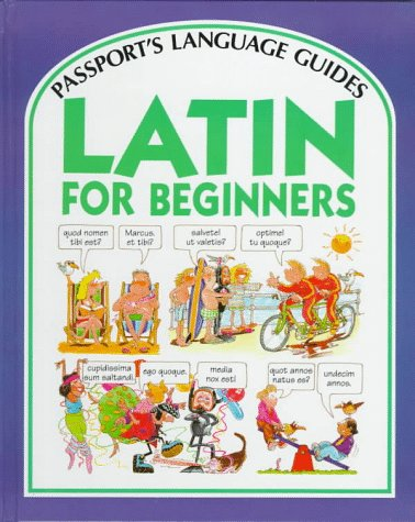 9780844286327: Latin for Beginners (Latin Edition)