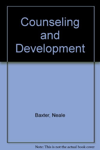 9780844286570: Counseling and Development