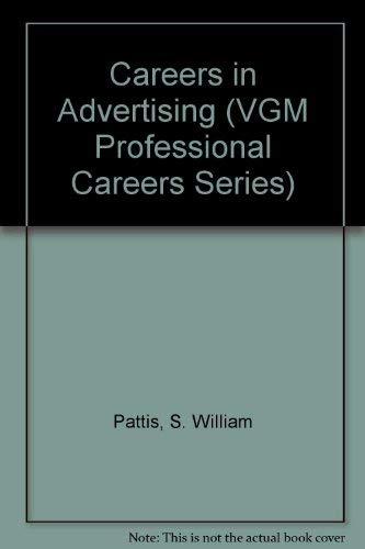 9780844286969: Careers in Advertising (Vgm Professional Careers Series)