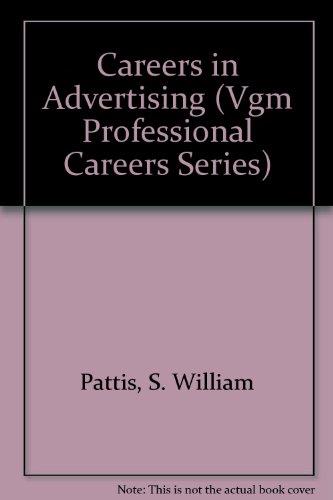 9780844286976: Careers in Advertising (Vgm Professional Careers Series)