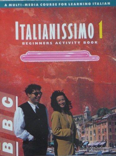 9780844287201: Italianissimo 1: Beginners' Activity Book