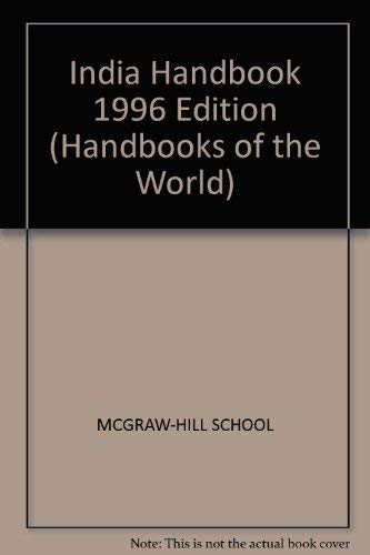 India Handbook (Handbooks of the World): Bradnock, R & R
