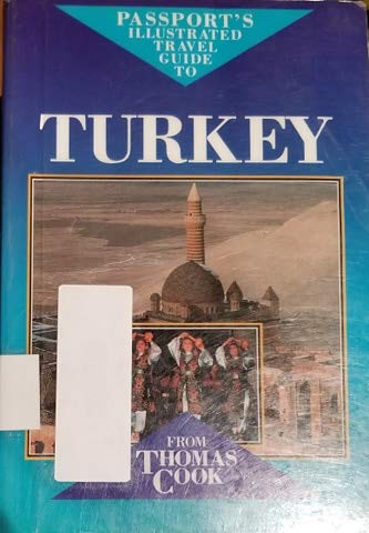 9780844290669: Passport's Illustrated Travel Guide to Turkey