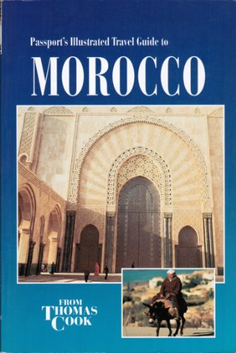 9780844290799: Passport's Illustrated Travel Guide to Morocco