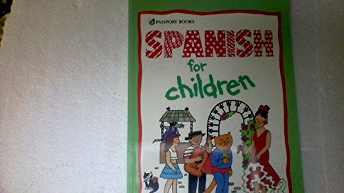 9780844291666: Spanish for Children: For Young Learners
