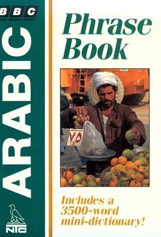 9780844292236: BBC Arabic Phrasebook