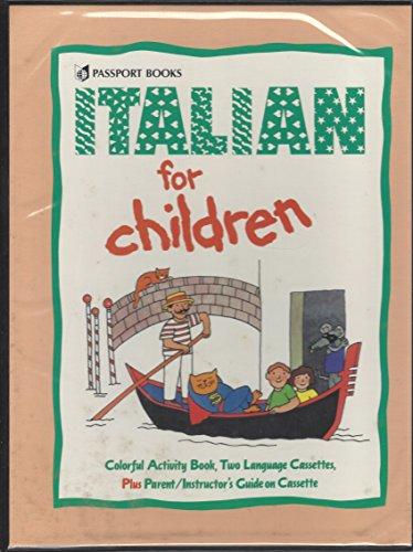 9780844293134: Italian for Children (Passport Books)