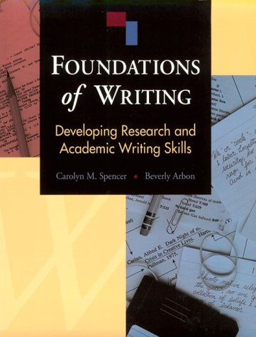 9780844293547: Foundations of Writing
