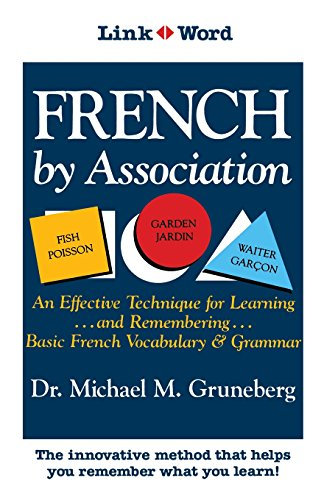 9780844294452: French by Association (Link Word)