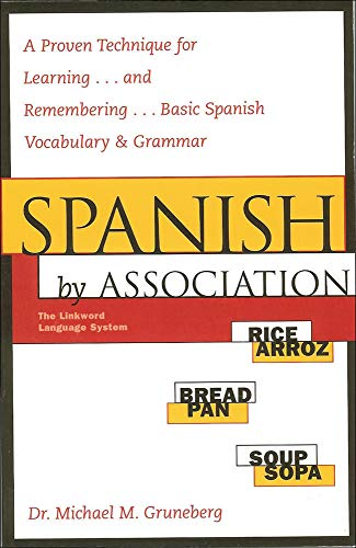 9780844294476: Spanish by Association (Link word)