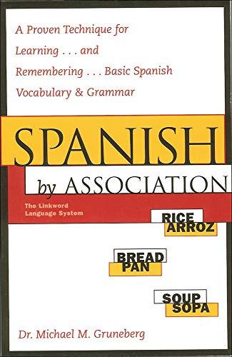 9780844294476: Spanish by Association