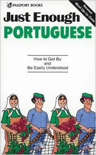 9780844295046: Just Enough Portuguese