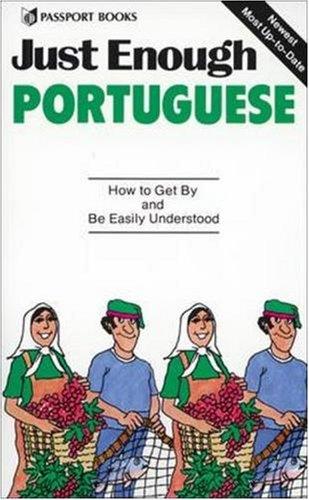 9780844295046: Just Enough Portuguese (Just Enough Phrasebook Series)