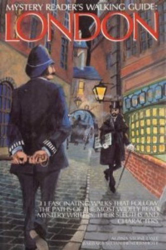 9780844295503: Mystery Reader's Walking Guide, London