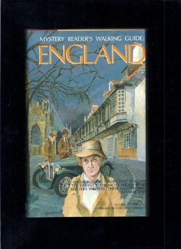 Mystery Reader's Walking Guide: England: Dale, Alzina Stone; Hendershott, Barbara Sloan