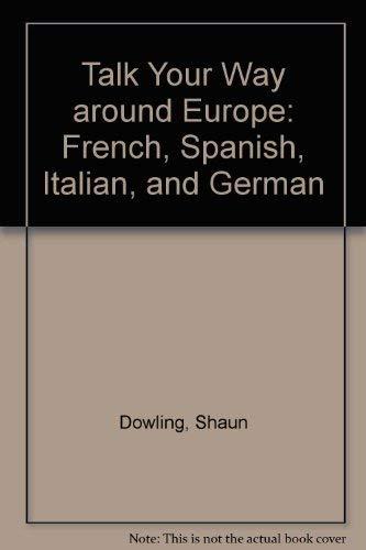 9780844296029: Talk Your Way Around Europe