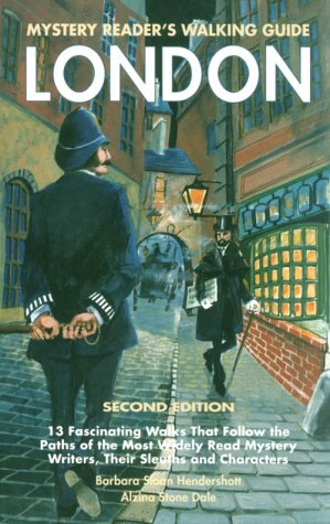 9780844296104: Mystery Reader's Walking Guide, London (NTC passport guides)