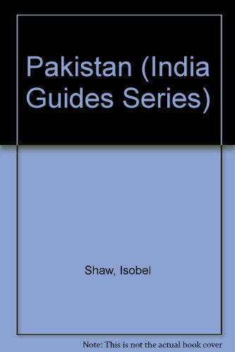 9780844299839: Pakistan (India Guides Series)