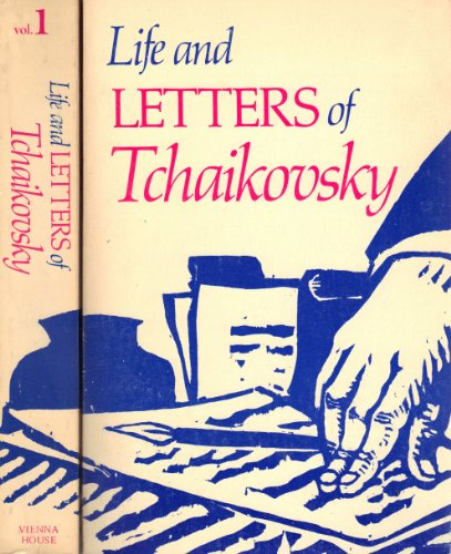 9780844300344: Life and Letters of Tchaikovsky