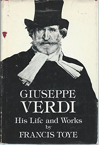 9780844300672: Giuseppe Verdi: His Life and Works