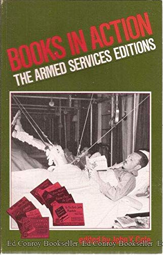 9780844404660: Books in Action the Armed Services Edition