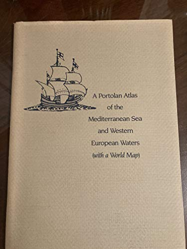 9780844405728: Portolan Atlas of the Mediterranean Sea and Western European Waters (With a World Map)